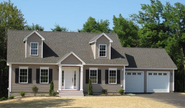 28 High Range Drive, New Ipswich, NH 03071 (MLS #72024305) :: Goodrich Residential
