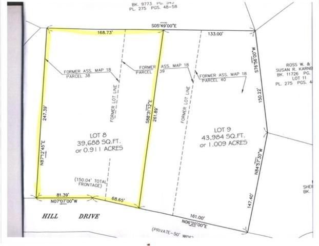 Lot 8 Birch Hill Road, Palmer, MA 01069 (MLS #72100688) :: Lauren Holleran & Team