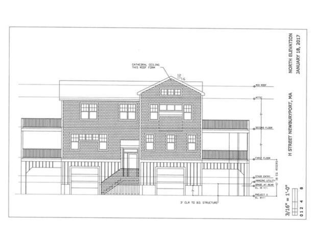 3 H Street, Newburyport, MA 01950 (MLS #72132459) :: Driggin Realty Group