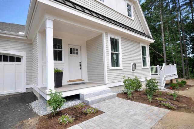 39 Black Birch Lane #39, Concord, MA 01742 (MLS #72143914) :: The Goss Team at RE/MAX Properties