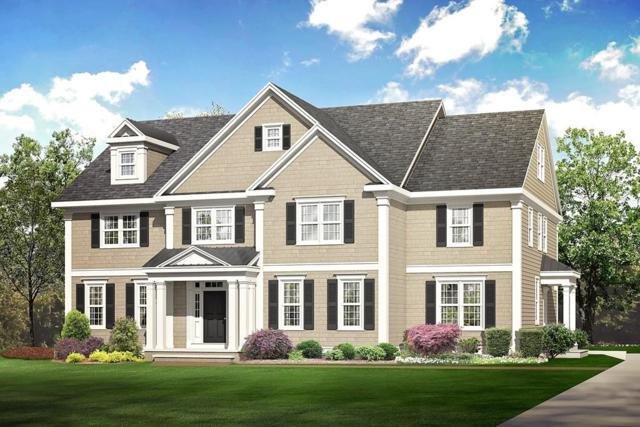 12 Nantucket Rd, Wellesley, MA 02481 (MLS #72145331) :: Driggin Realty Group