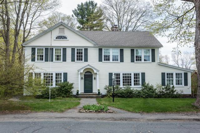 5 Center St, Granby, MA 01033 (MLS #72156197) :: NRG Real Estate Services, Inc.