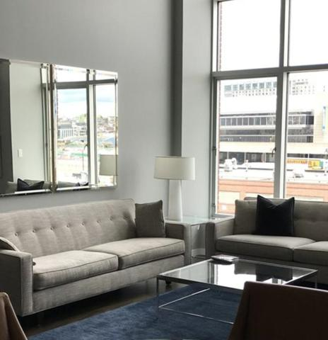 25 Channel Center St #401, Boston, MA 02210 (MLS #72165390) :: Ascend Realty Group