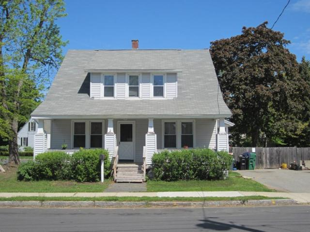 88 Marcelle St, Chicopee, MA 01020 (MLS #72166889) :: Driggin Realty Group
