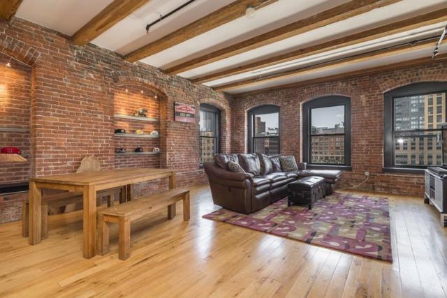 21 Wormwood St #402, Boston, MA 02210 (MLS #72168220) :: Goodrich Residential