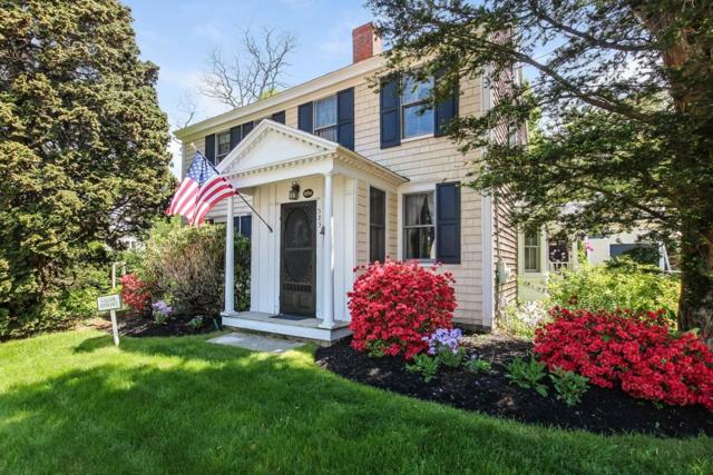585 W Falmouth Hwy, Falmouth, MA 02540 (MLS #72170853) :: Commonwealth Standard Realty Co.
