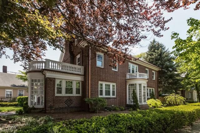 6 Elba Street, Brookline, MA 02446 (MLS #72172338) :: Goodrich Residential