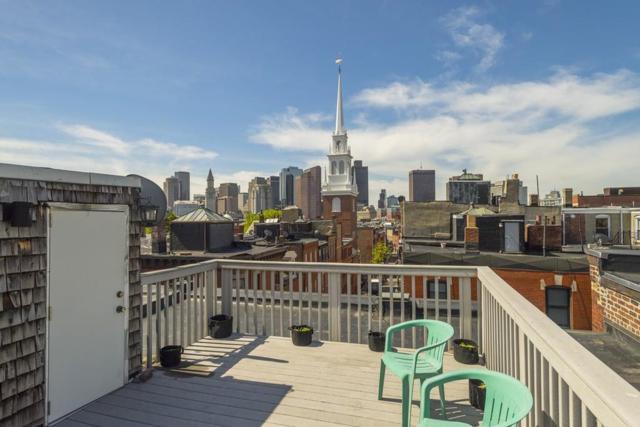43.5 Charter St #3, Boston, MA 02113 (MLS #72172576) :: Goodrich Residential