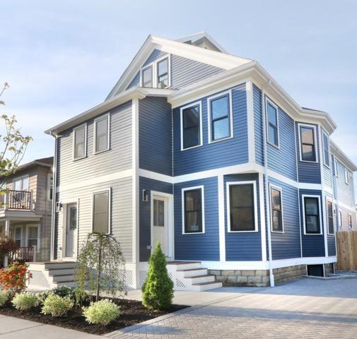 315 Concord Avenue #315, Cambridge, MA 02138 (MLS #72173687) :: Goodrich Residential