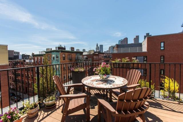 158 Endicott St #3, Boston, MA 02113 (MLS #72173848) :: Goodrich Residential