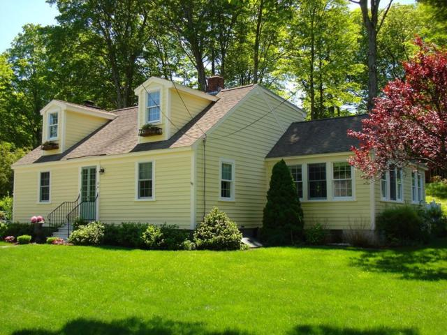 12 Chase St, Bolton, MA 01740 (MLS #72175229) :: The Home Negotiators