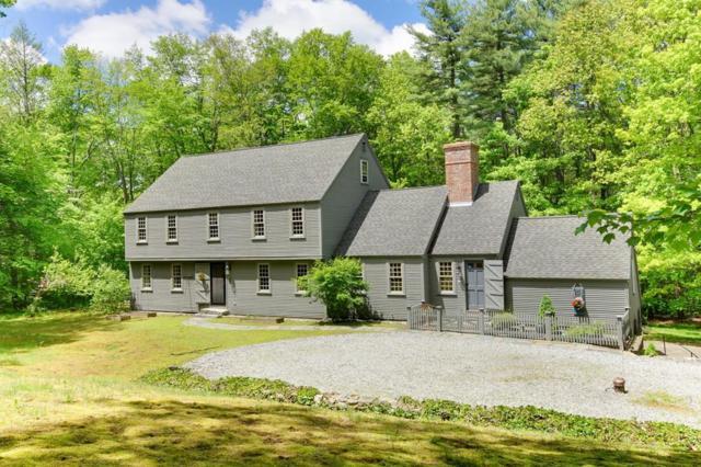 179 Wilder Rd, Bolton, MA 01740 (MLS #72175236) :: The Home Negotiators