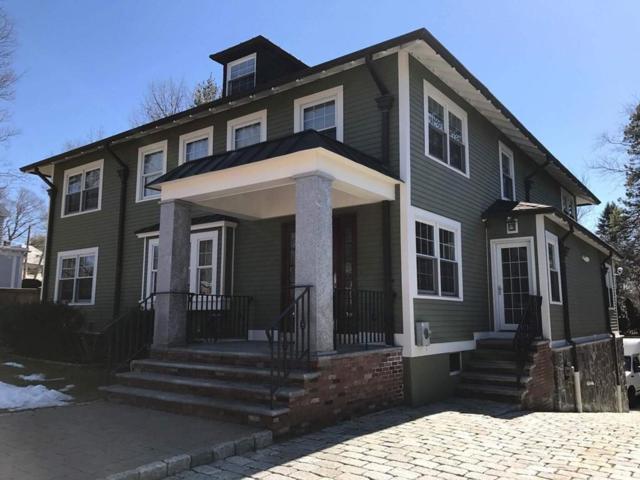 902 Commonwealth Ave, Newton, MA 02459 (MLS #72176434) :: Vanguard Realty