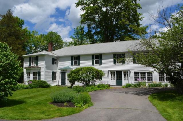 145 Center Road, Shirley, MA 01464 (MLS #72176975) :: The Home Negotiators