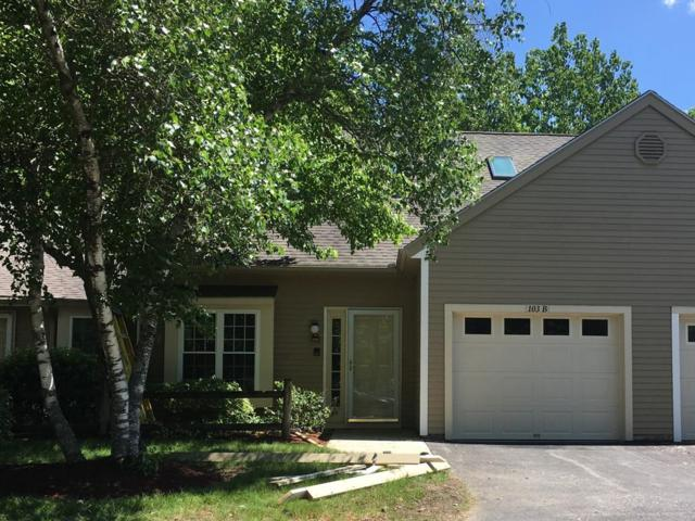 103 Ridgefield Cir B, Clinton, MA 01510 (MLS #72177936) :: The Home Negotiators
