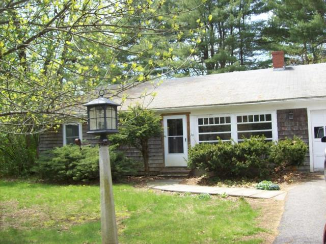 29 White Pond Rd., Stow, MA 01775 (MLS #72179665) :: The Home Negotiators