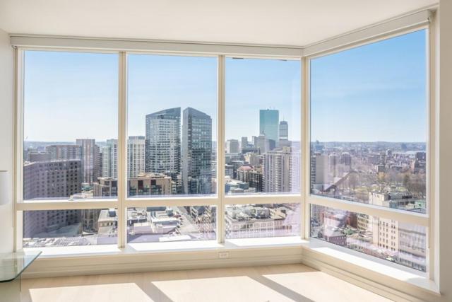 1 Franklin Street #3001, Boston, MA 02110 (MLS #72180376) :: Goodrich Residential