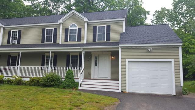 15 Chase Rd #2, Lunenburg, MA 01462 (MLS #72180538) :: The Home Negotiators