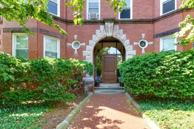 18 Centre St #302, Cambridge, MA 02139 (MLS #72181568) :: Goodrich Residential