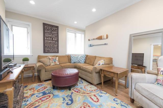 19 Wiget Street #104, Boston, MA 02113 (MLS #72181687) :: Goodrich Residential