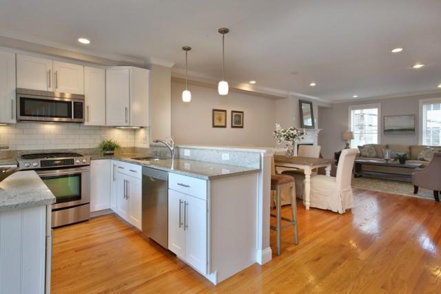 36 Russell St #36, Boston, MA 02129 (MLS #72182421) :: Goodrich Residential