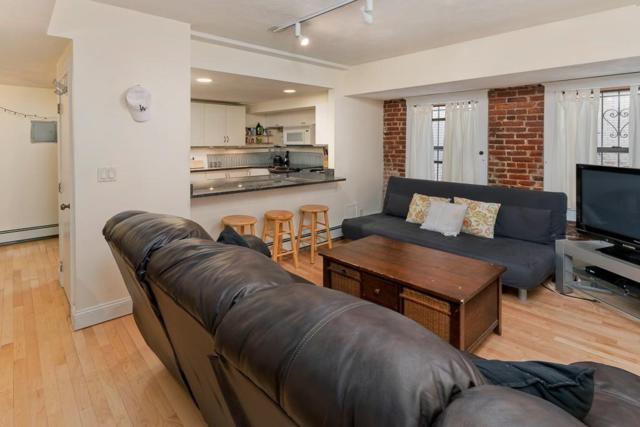 107 Jersey St 21B, Boston, MA 02215 (MLS #72182892) :: Goodrich Residential