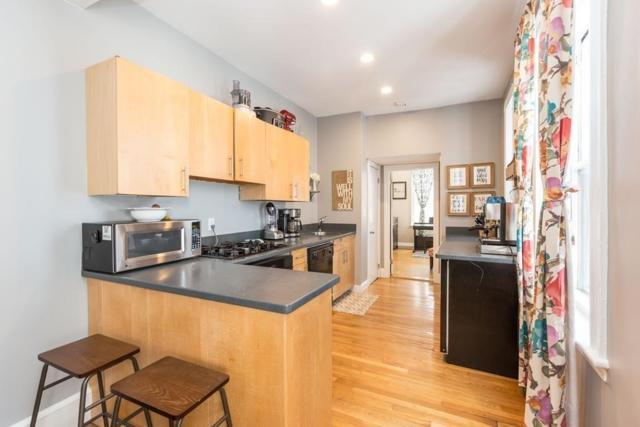 36 Myrtle St #7, Boston, MA 02114 (MLS #72183070) :: Goodrich Residential