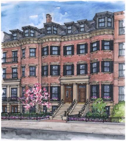 89 Beacon Street Ph, Boston, MA 02108 (MLS #72183875) :: Goodrich Residential