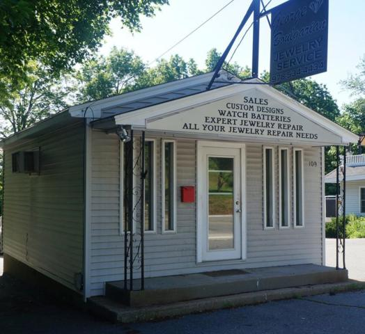 109 N Main St, Leominster, MA 01453 (MLS #72184038) :: The Home Negotiators