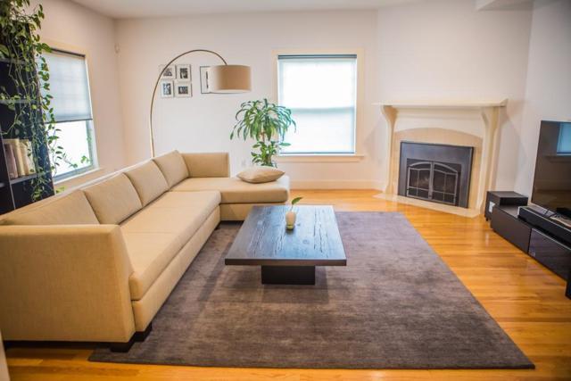 76 Sewall Avenue B, Brookline, MA 02446 (MLS #72184506) :: Goodrich Residential