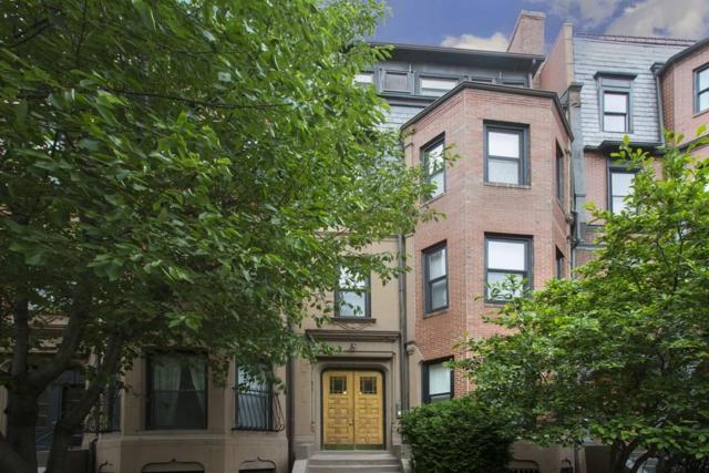 377 Marlborough St #1, Boston, MA 02115 (MLS #72184843) :: Goodrich Residential
