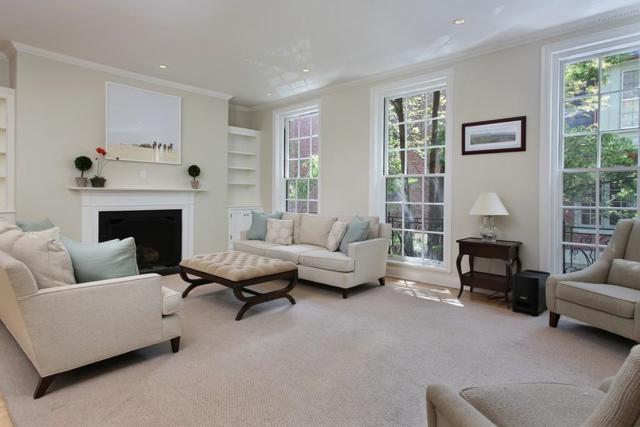 140 Mount Vernon Street #5, Boston, MA 02108 (MLS #72186611) :: Goodrich Residential