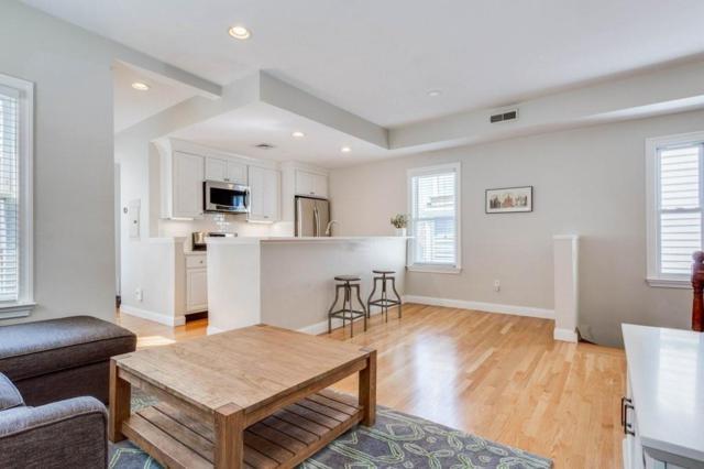 28 Concord Street #3, Boston, MA 02129 (MLS #72186626) :: Goodrich Residential