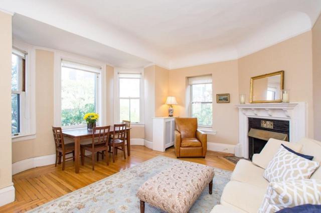 330 Dartmouth Street 4S, Boston, MA 02116 (MLS #72186752) :: Goodrich Residential