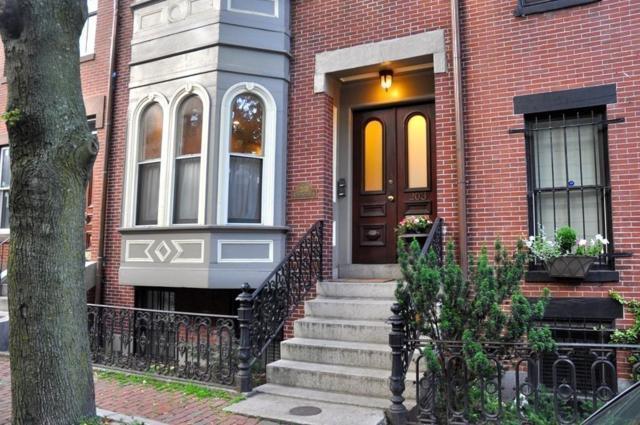 203 W Springfield St #1, Boston, MA 02118 (MLS #72186778) :: Charlesgate Realty Group