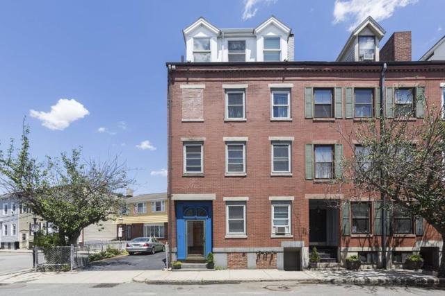 21 Essex, Boston, MA 02129 (MLS #72186918) :: Goodrich Residential