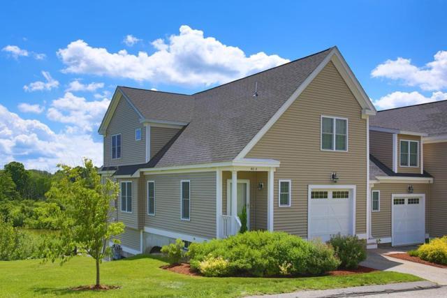 40A Longview Cir #49, Ayer, MA 01432 (MLS #72186927) :: The Home Negotiators