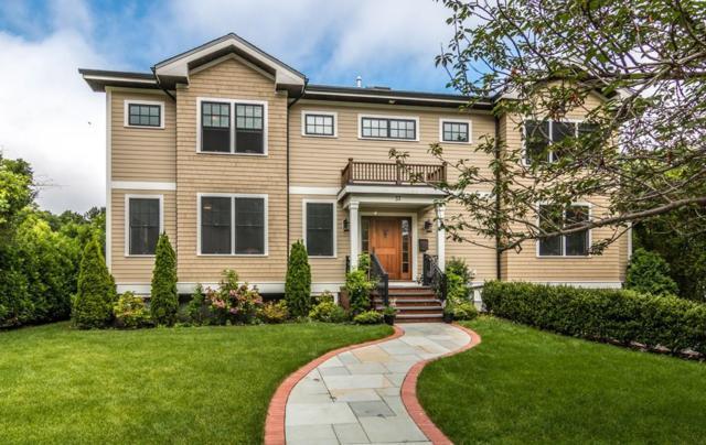57 Cleveland Rd, Brookline, MA 02467 (MLS #72187148) :: Goodrich Residential
