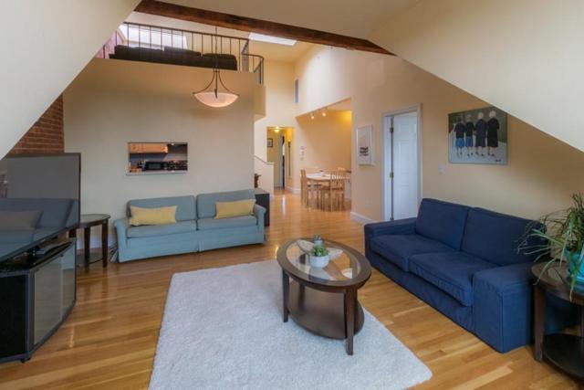 557 Massachusetts Ave #5, Boston, MA 02118 (MLS #72187201) :: Goodrich Residential