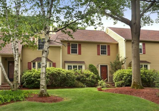 16 Carriage Way #16, Danvers, MA 01923 (MLS #72187309) :: Exit Realty