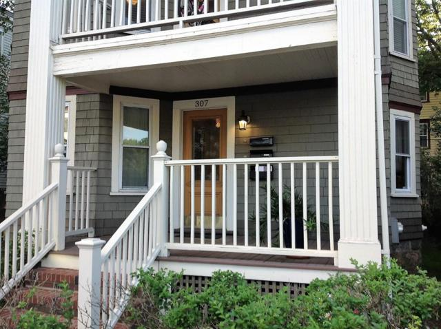 307 Hyde Park Ave #1, Boston, MA 02130 (MLS #72187319) :: Goodrich Residential