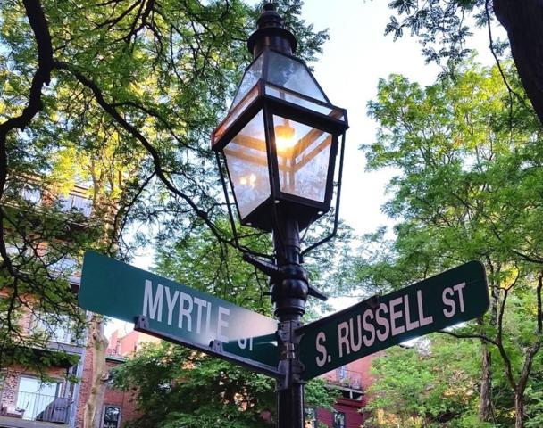 50 S. Russell Street #3, Boston, MA 02114 (MLS #72187325) :: Goodrich Residential