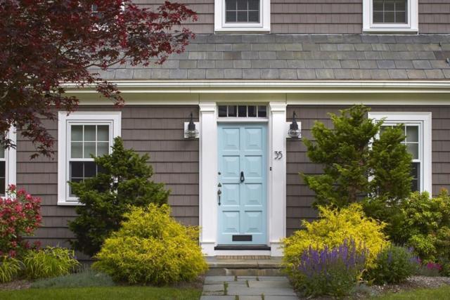 35 Elizabeth Rd, Belmont, MA 02478 (MLS #72187361) :: Goodrich Residential