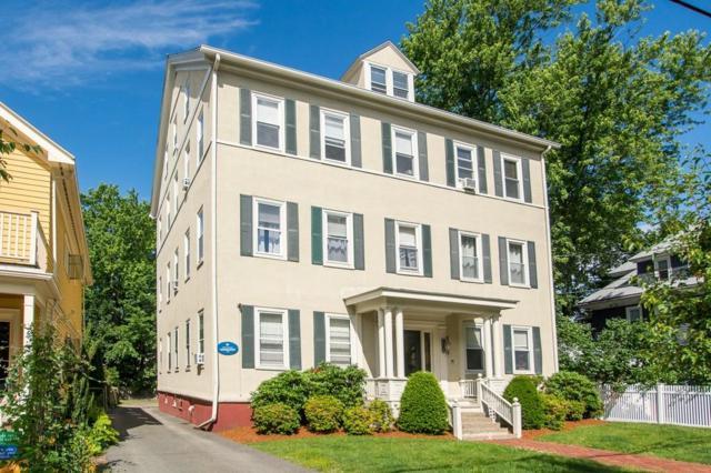 234 Lake View Ave #6, Cambridge, MA 02138 (MLS #72187654) :: Charlesgate Realty Group
