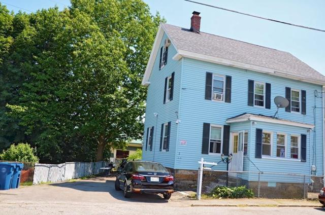 2 Border St, Lawrence, MA 01843 (MLS #72187697) :: Exit Realty