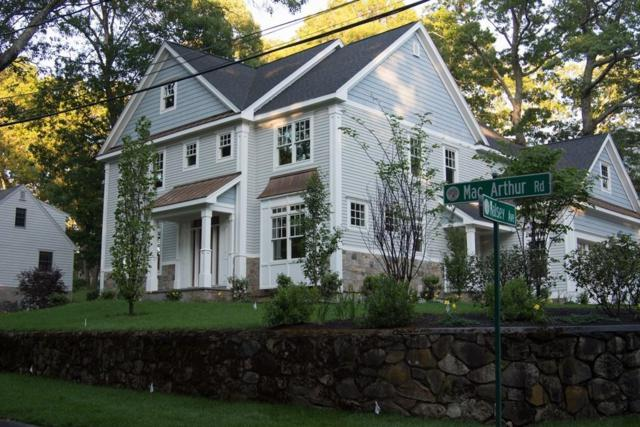 48 Macarthur Road, Wellesley, MA 02482 (MLS #72187725) :: Ascend Realty Group