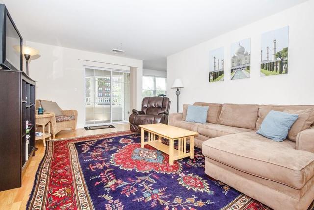 320 Rindge Ave #202, Cambridge, MA 02140 (MLS #72187733) :: Charlesgate Realty Group