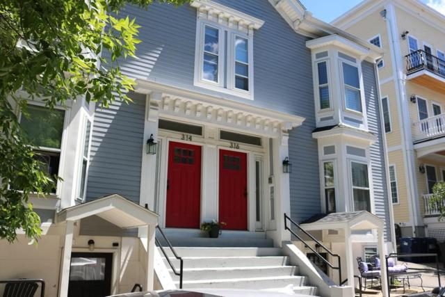 314 W 4Th St #3, Boston, MA 02127 (MLS #72187846) :: Charlesgate Realty Group