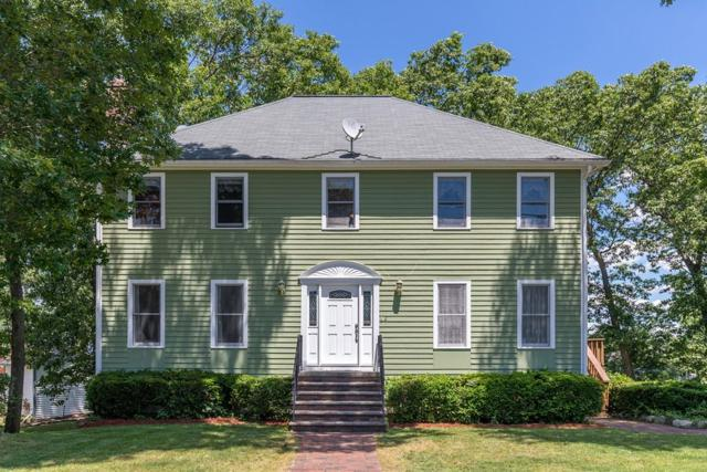 2 Tory Row, Woburn, MA 01801 (MLS #72187923) :: Exit Realty