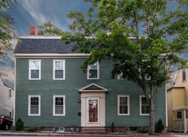 30 Boardman Street #30, Newburyport, MA 01950 (MLS #72188076) :: Exit Realty